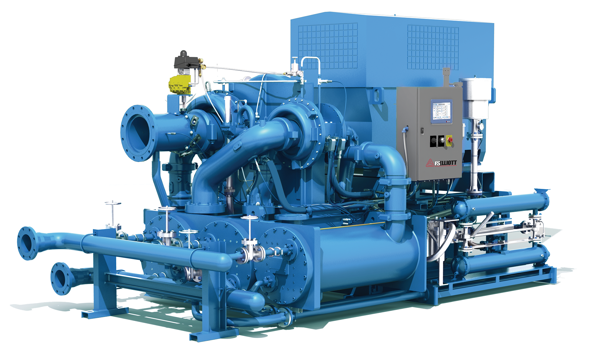 Air Compressors Custom Energized Air Ltd